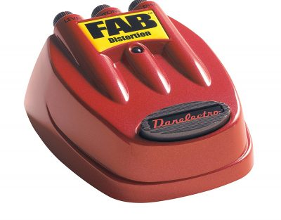Danelectro D 1 Fab Distortion Effects Pedal