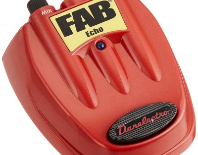 Danelectro D 4 Fab Slap Echo Effects Pedal
