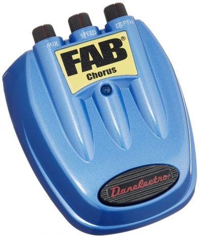 Danelectro-D 5 Fab Chorus Effects Peda
