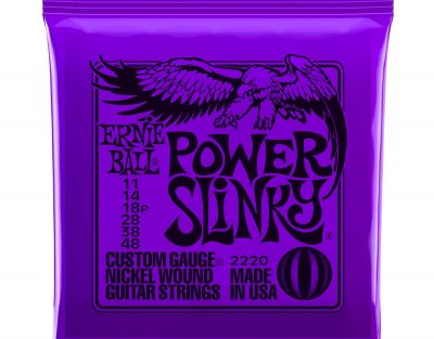 Ernie Ball Power Slinky Nickel Wound Set 2220 (11-48)