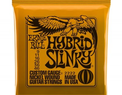 Ernie-Ball-2222-Hybrid-Slinky-Nickel-Wound-Set-9-46-B0002PBS6S
