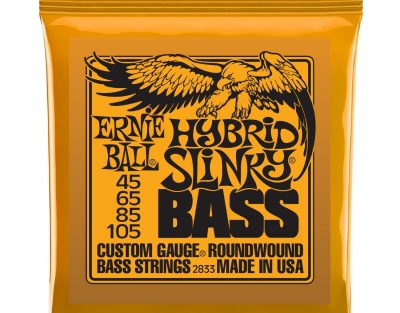 Ernie Ball Hybrid Slinky Nickel Wound Bass Set 2833 (45 - 105)