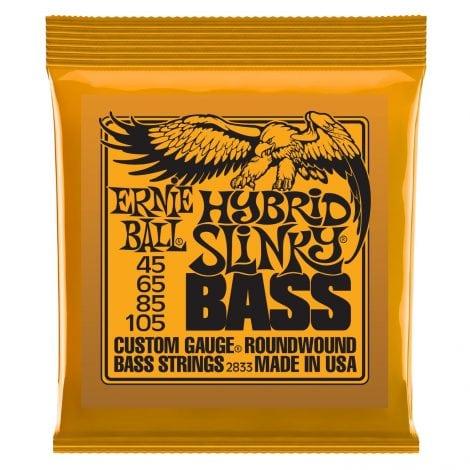 Ernie Ball Hybrid Slinky Nickel Wound Bass Set 2833 (45 - 105)