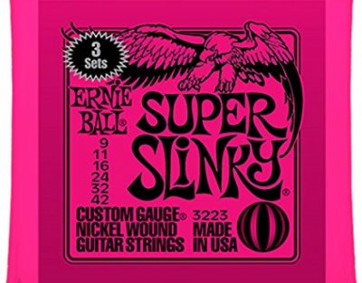 Ernie-Ball-3223-Super-Slinky-Nickel-Wound-Strings-3-Pack-009-042-B00CAUYNCO