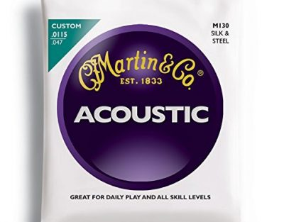 Martin-M130-Silk-Steel-Folk-Guitar-Strings-Light-B0002CZT0M