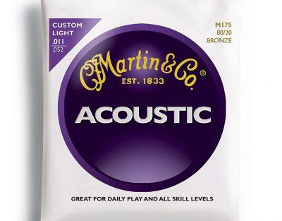 Martin-M175-8020-Acoustic-Guitar-Strings-Custom-Light-B000NNX5P6