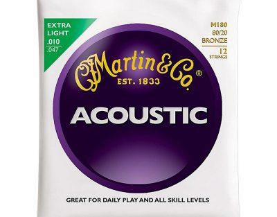 Martin-M180-8020-Bronze-12-String-Acoustic-Guitar-Strings-Extra-Light-B0002CZSTE