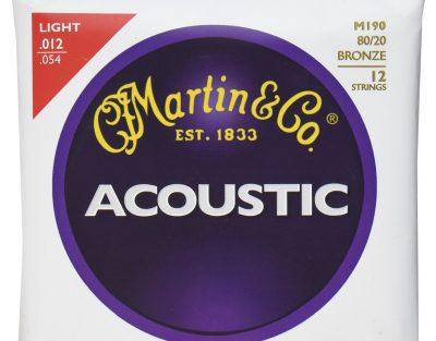 Martin-M190-8020-Bronze-12-String-Acoustic-Guitar-Strings-Light-B0002CZT2A