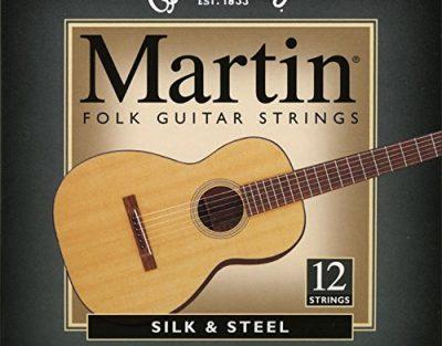 Martin-M200-Silk-Steel-12-String-Folk-Guitar-Strings-Extra-Light-B0002D0C3K